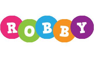 Robby friends logo