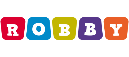 Robby kiddo logo