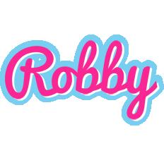 Robby popstar logo