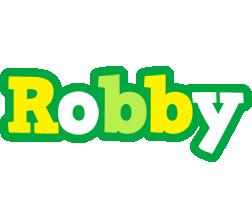 Robby soccer logo