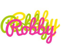 Robby sweets logo