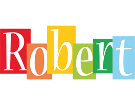 Robert colors logo