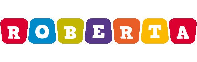 Roberta daycare logo