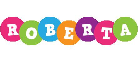Roberta friends logo