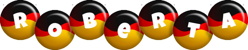 Roberta german logo