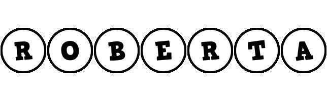 Roberta handy logo
