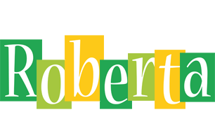 Roberta lemonade logo