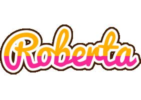 Roberta smoothie logo