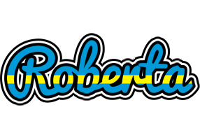 Roberta sweden logo