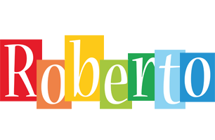 Roberto colors logo