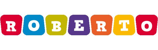 Roberto kiddo logo