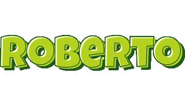 Roberto summer logo