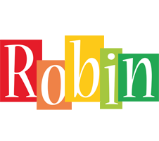 Robin colors logo