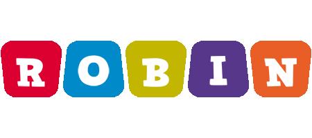 Robin daycare logo
