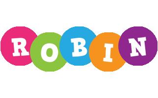 Robin friends logo