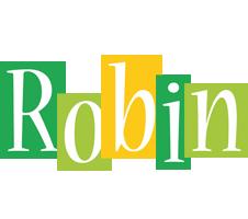 Robin lemonade logo