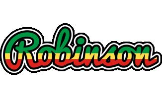 Robinson african logo