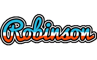 Robinson america logo