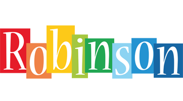 Robinson colors logo