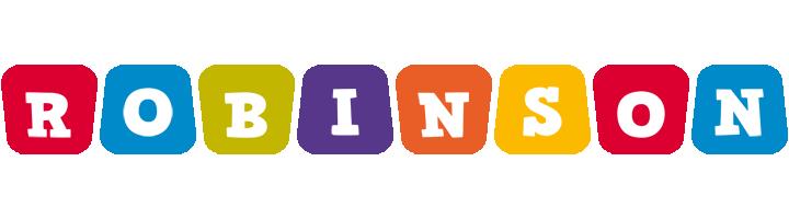 Robinson kiddo logo