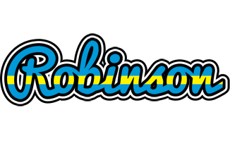 Robinson sweden logo