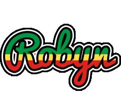 Robyn african logo