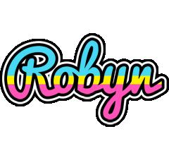 Robyn circus logo