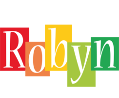 Robyn colors logo