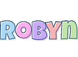 Robyn pastel logo