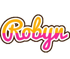 Robyn smoothie logo