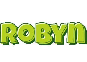 Robyn summer logo