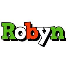 Robyn venezia logo