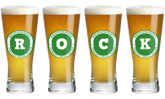 Rock lager logo