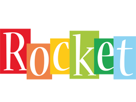 Rocket colors logo