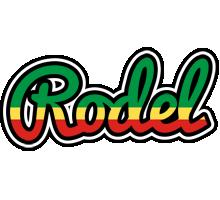 Rodel african logo