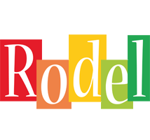 Rodel colors logo