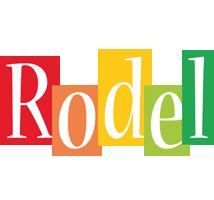 Rodel colors logo