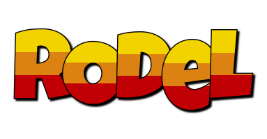 Rodel jungle logo