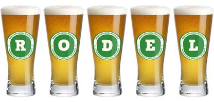 Rodel lager logo