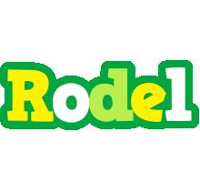 Rodel soccer logo
