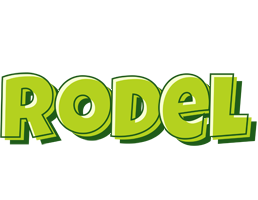 Rodel summer logo