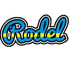 Rodel sweden logo