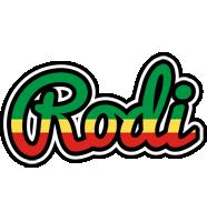 Rodi african logo