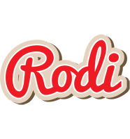 Rodi chocolate logo