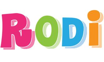 Rodi friday logo