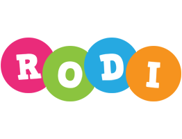 Rodi friends logo