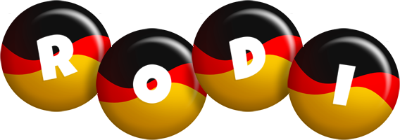 Rodi german logo