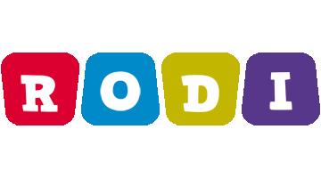 Rodi kiddo logo