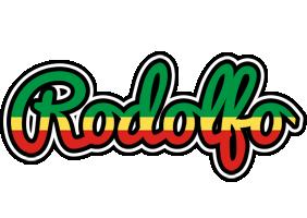 Rodolfo african logo