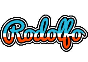 Rodolfo america logo